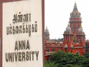 Anna University New Rule For Examinations Court Order To Respond