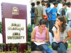 Anna University Releases 2019 Exam Ranklist