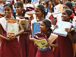 Tamil Nadu 8th Standard Quarterly Text Book System Canceled