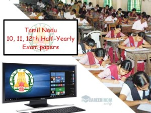 Tamil Nadu 10th 12th School Half Yearly Exam Papers Leaked On Social Media