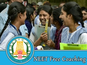 Tamil Nadu Government To Temporarily Closed Free Coaching Centers For Neet