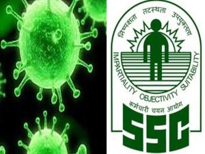 Coronavirus Covid 19 Ssc Recruitment Exams Postponed Due Cronavirus In India