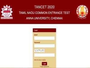 Tancet 2020 Result Out Anna University Announces Tancet 2020 Result Check Direct Link
