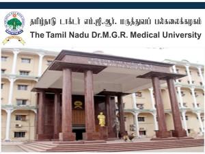 Tamil Nadu Dr Mgr Medical University Strart Online Classes Due To Coronavirus Lockdown