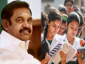 Tn School Reopen Govt Suspend To 10th 11th And 12th Class Students From Going To School