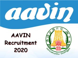 Aavin Recruitment 2020 Apply For Senior Factory Assistant Engg Post At Chennai