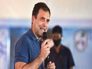 60 Reservation In Education And Employment For Women Rahul Gandhi S Speech In Pondicherry