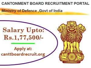 Cantonment Board Recruitment 2021 Apply Online For Medical Officer Nurse And Other Post At Ahmedna