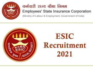 Esic Recruitment 2021 Application Invited For Professor And Associate Professor Post
