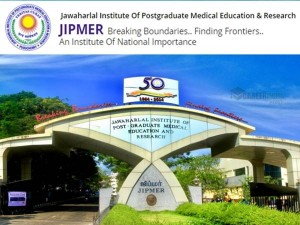 Jipmer Recruitment 2021 Application Invited For Senior Resident Post