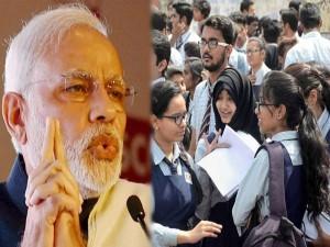 Cbse Board 2021 12th Cbse Board Exam 2021 Cancelled Prime Minister Modi S Announcement