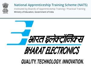 Bel Recruitment 2021 Apply For Graduate Engineering Apprentice Post